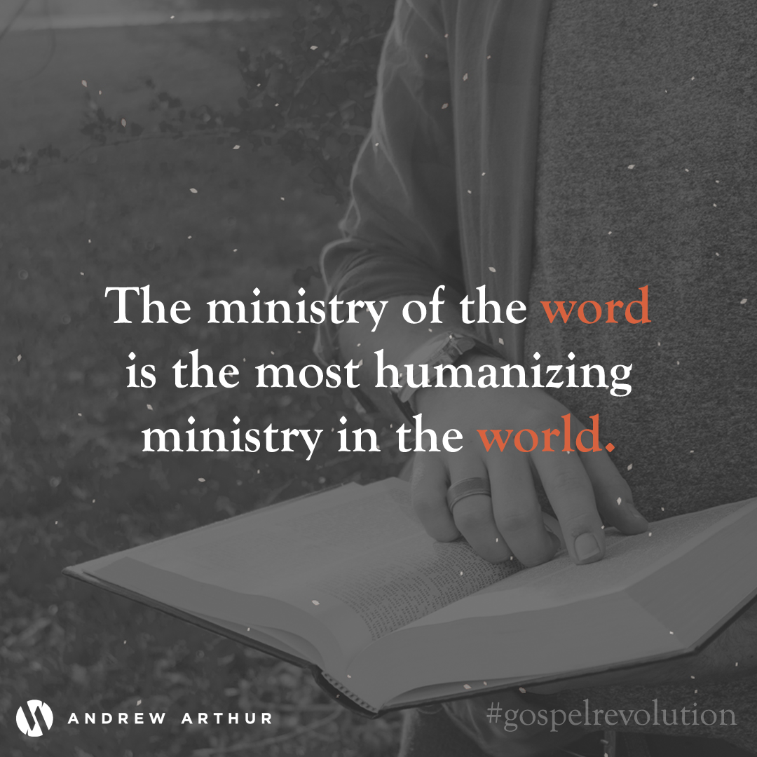 AA-the ministry of the word